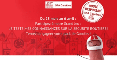 Grand jeu GFA-Caraïbes : Je teste mes connaissances !