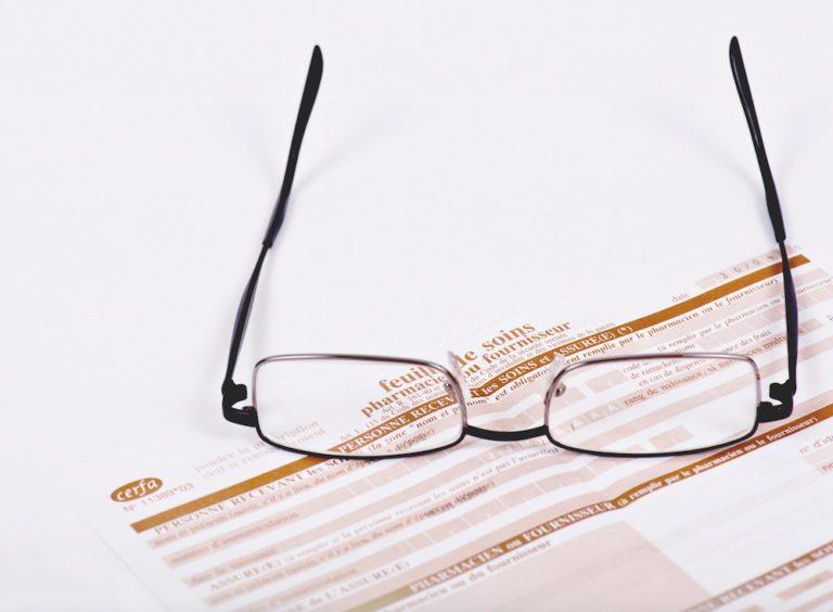 Remboursement des soins optiques