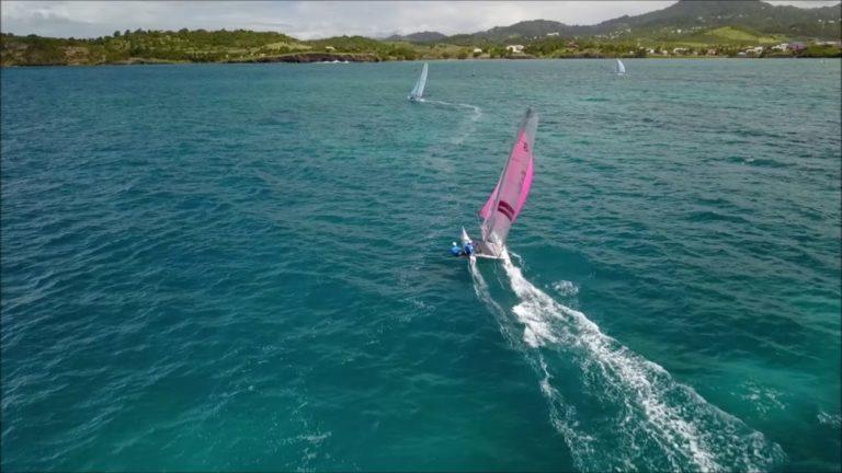 Martinique Cata Raid 2018 en compagnie de GFA Caraïbes…