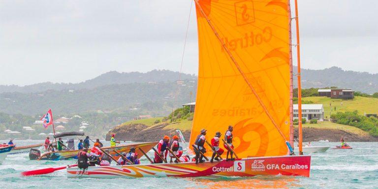 GFA Caraïbes, le partenaire yole historique !