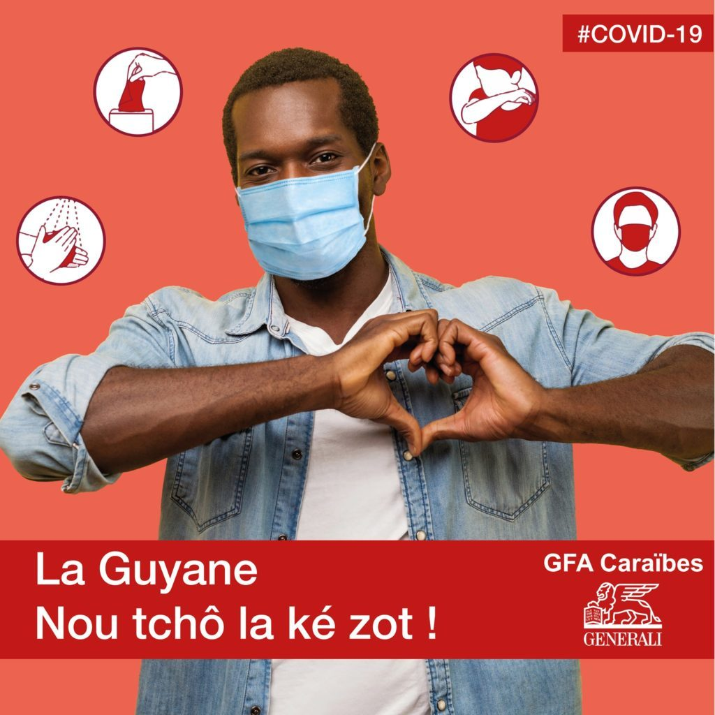 La Guyane nou tchô la ké zot !