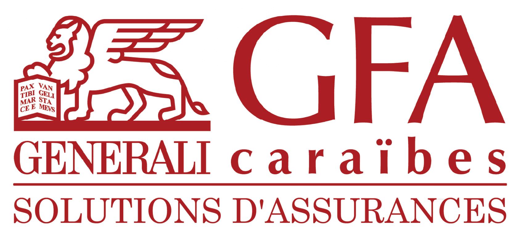 Logo GFA Caraïbes GENERALI Solutions d'assurances
