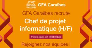 GFA-Recrutement Chef de Projet Informatique