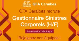 GFA-Recrutement Gestionnaire sinistre corporel